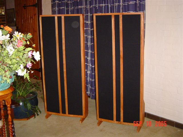 Stuarts Speakers